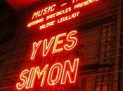 Yves Simon l'Olympia (12/03/08)