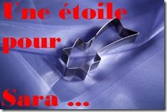 Une étoile pour SARA
