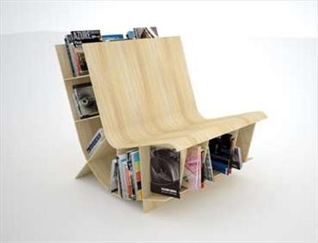 bookseat voir. Black Bedroom Furniture Sets. Home Design Ideas