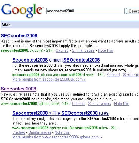 Seocontest2008