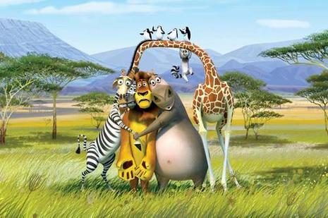 Madagascar 2 : The great escape le 3 decembre en salle