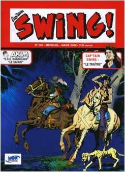 Capt'ain Swing N°166 (mars 2008)