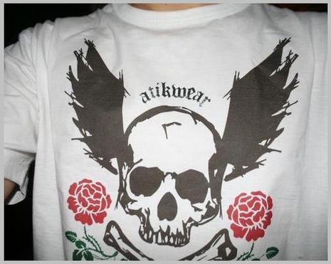 t-shirt atikwear eagle