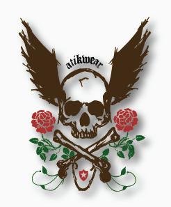 logo atikwear eagle