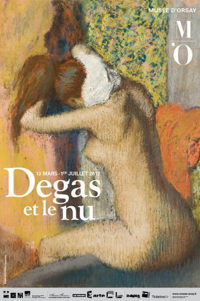Degas et le nu au Musée d'Orsay