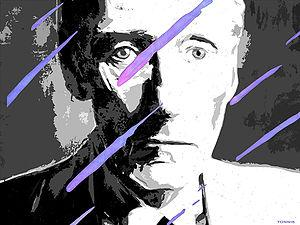 Christiaan Tonnis ~ William S. Burroughs / Vid...