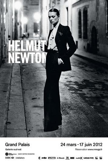 Helmut Newton au Grand Palais