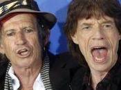 Rolling Stones Mick Jagger Keith Richards font paix