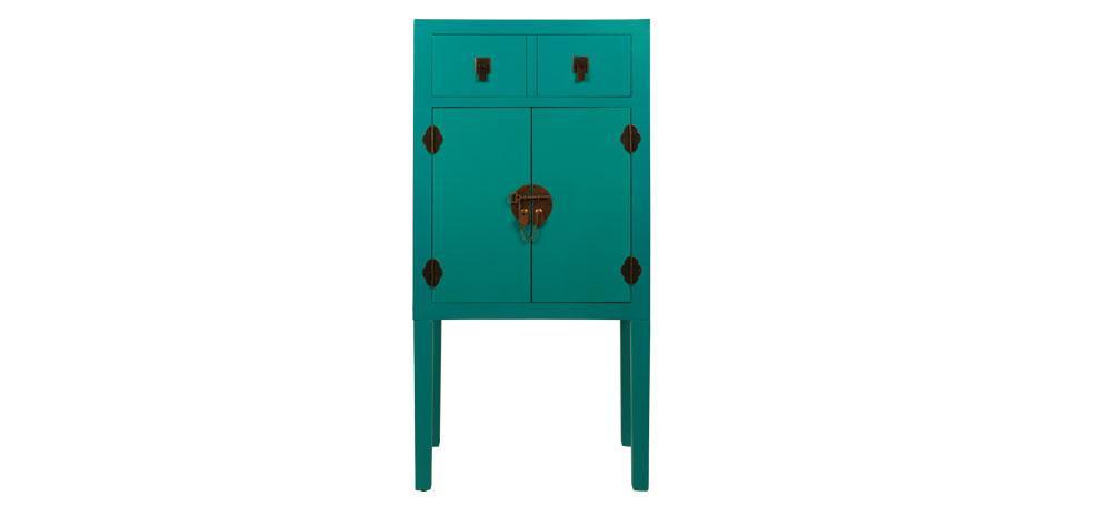 vente priv e num ro 18 armoire shanghai bleue paperblog. Black Bedroom Furniture Sets. Home Design Ideas