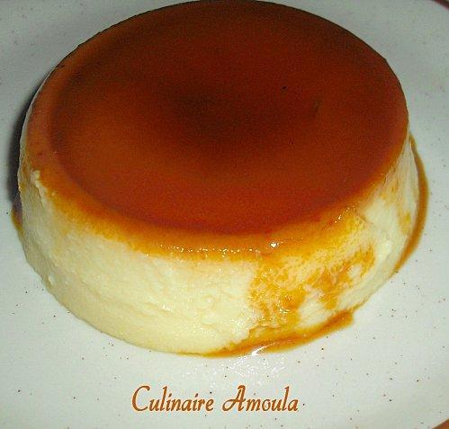 flan au lait concentr 233 et 224 l orange paperblog