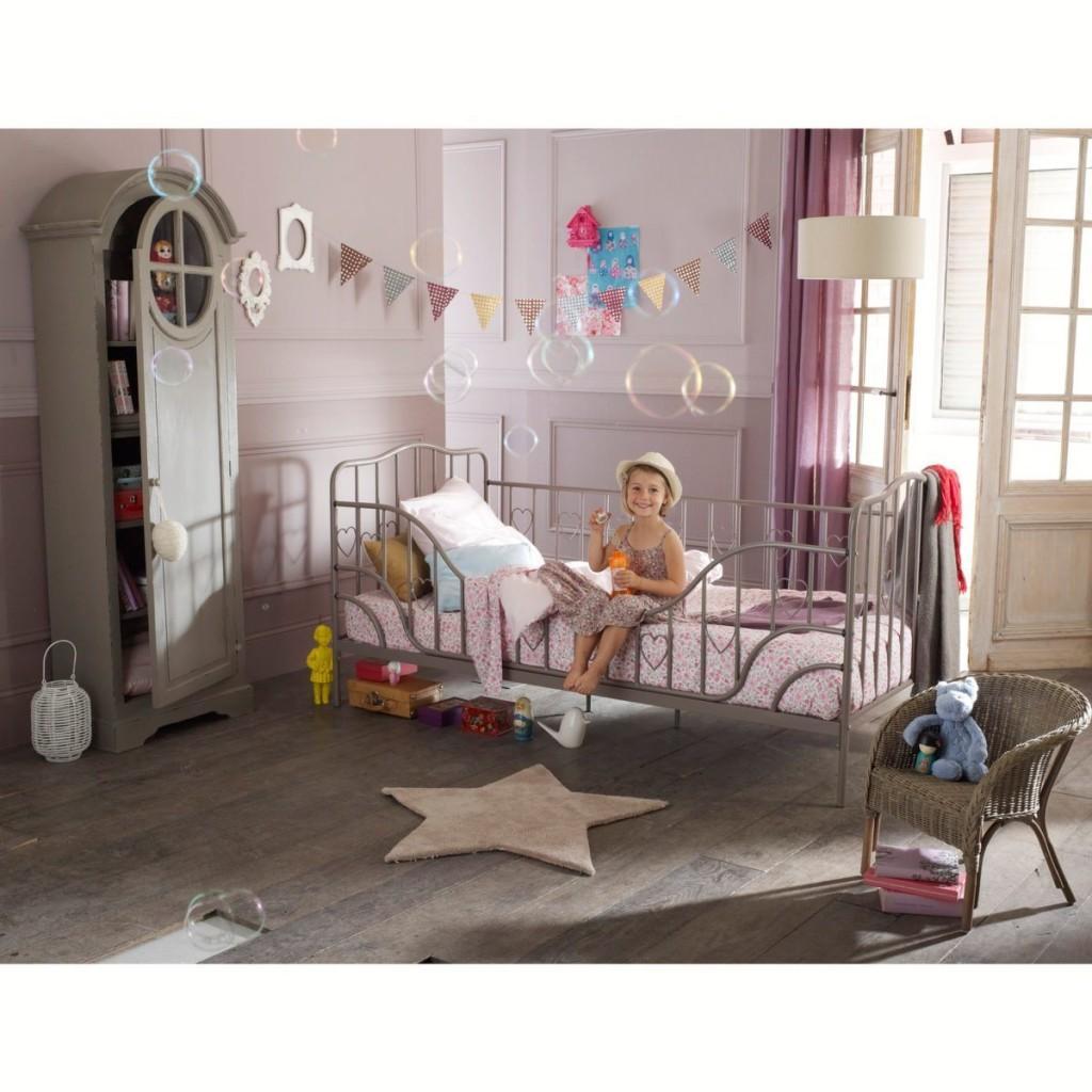Chambre Gris Violine: Idee deco chambre fille exemples que vous ...