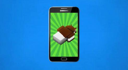 note ics Une Premium Suite et Android 4.x pour le Galaxy Note