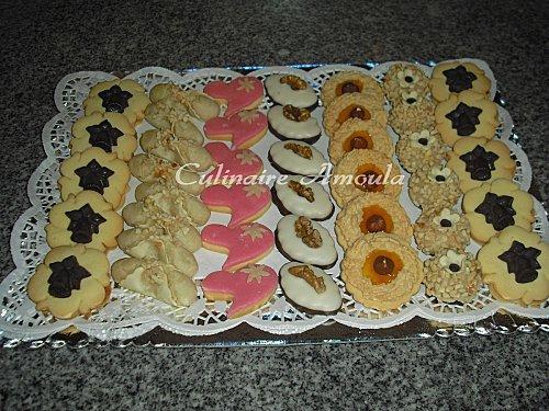 Retrouvez d'autres gâteaux marocains ICI