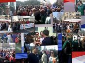 Manifestation parisienne suite attentats Toulouse Montauban