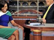 Michelle Obama Late Show!