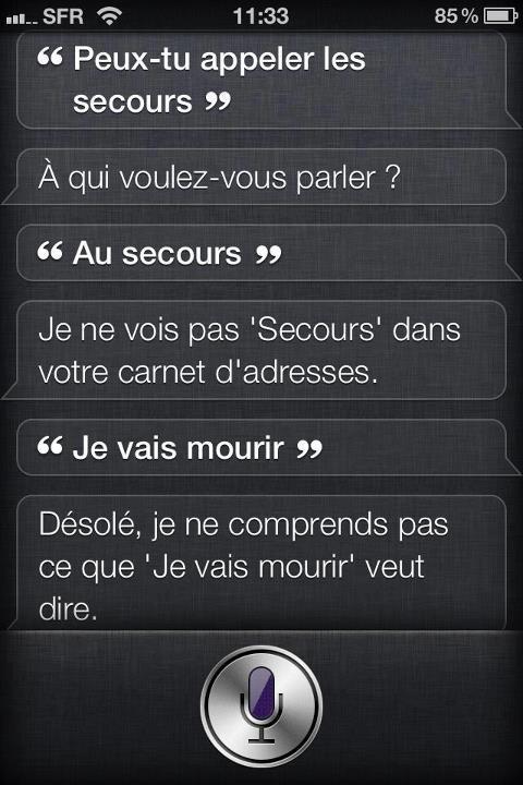 siri quote jour n8 siri meurtrier juste idiot L pnQI5r - [SIRI : Quote du jour n°16] Siri, meurtrier tout en douceur ...