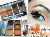 Maquillage Longoria avec palette Essence