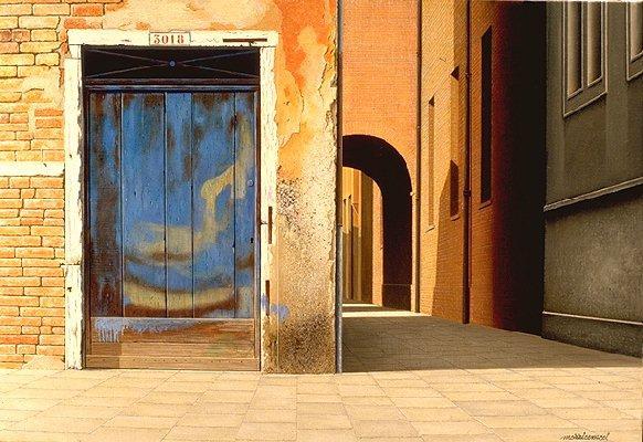 Couleurs de Venise : des portes...