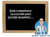 Formation Google Analytics pour bien commencer journée, Olivier Aveyra
