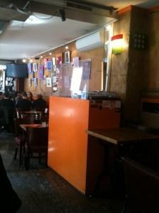 Café Léopard, resto branchouille dans l'est parisien