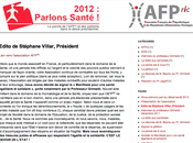 2012, parlons santé avec l'AFPric