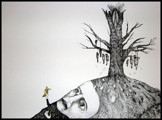 Patrick Jannin : un cruel dessin...