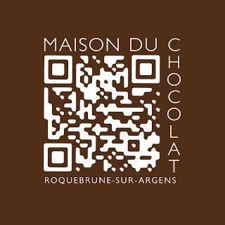 Qr code design croquer pour la maison du chocolat for La maison du design