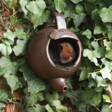 Des nichoirs dans nos jardins pour protéger les oiseaux