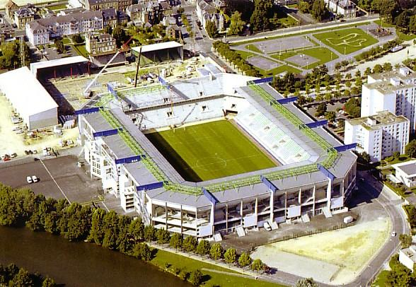 UN GRAND STADE A MARLY POUR LE FC METZ  ?