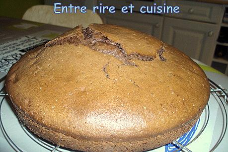 Gâteau crème fraîche