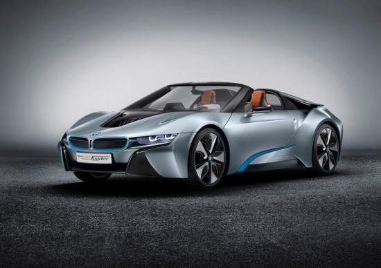 Image bmw i8 spyder 1 550x388   BMW i8 Spyder