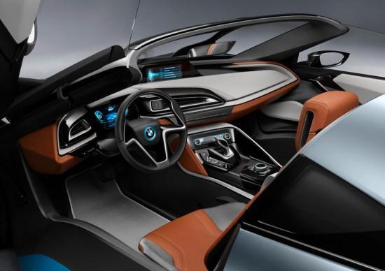 Image bmw i8 spyder 4 550x388   BMW i8 Spyder