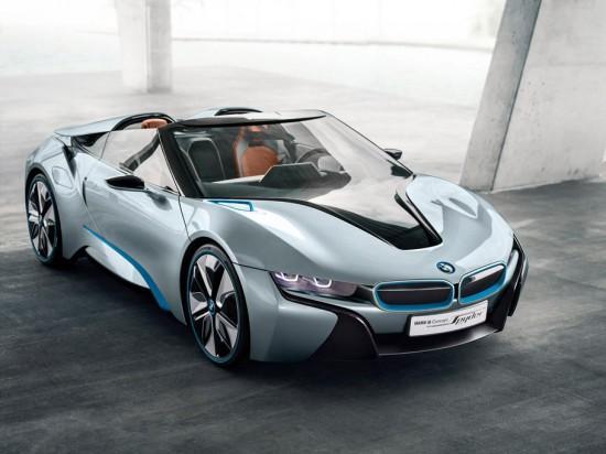 Image bmw i8 spyder 7 550x412   BMW i8 Spyder