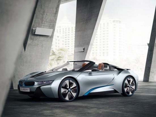 Image bmw i8 spyder 8 550x412   BMW i8 Spyder