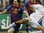 Barca-Milan comptes régler