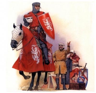 Au Moyen Age Tout Chevalier 233 Tait Lettr 233 Selon Martin