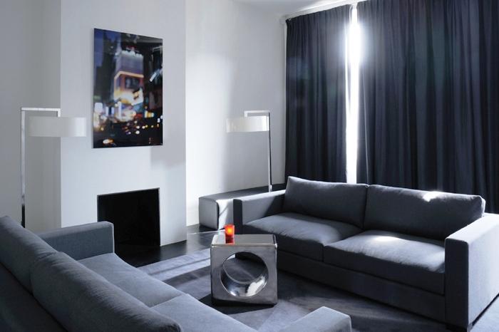 Bleu Nuit : de conception d chambre bleu nuit : Deco Chambre Bleu Nuit ...