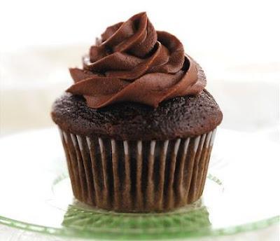 recette cupcake 100 chocolat paperblog. Black Bedroom Furniture Sets. Home Design Ideas