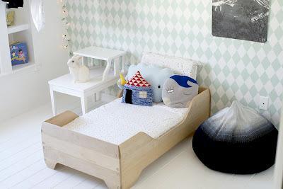 Une chambre d 39 enfant scandinave d couvrir - Chambre enfant scandinave ...