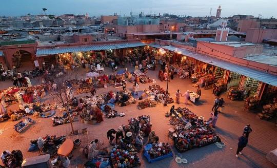 Grandes Villes Marocaines