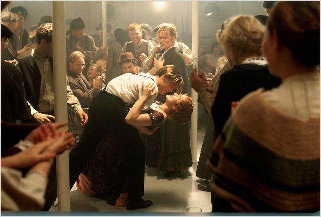 Titanic : photo James Cameron