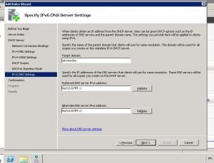 Mise en place d'une infrastructure DHCP sur un Windows Server 2008 R2