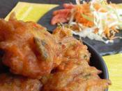 Accras (marinades) légumes Vendredi Saint