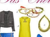 Cher/Pas Cher petite robe jaune