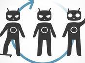 Cyanogen, nouvelle Mascotte nouveau positionnement.