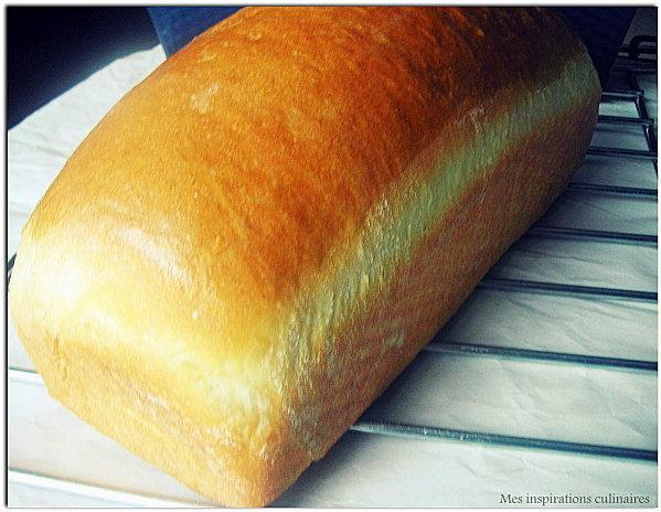 Pain de mie white sandwich bread paperblog - Recette sandwich pain de mie ...