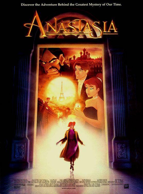 Affiche de 'Anastasia'