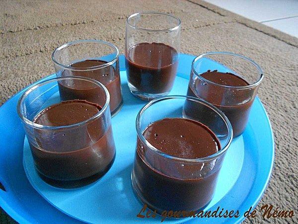 cr 232 me dessert au chocolat fait maison paperblog