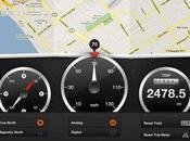 Speed compteur vitesse pour iPad...