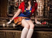 cosplay Mario très… Sexy